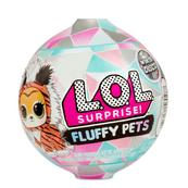PROMO LOL Surprise Fluffy Pets Niespodzianka kula Zwierzak p16 560487 (559719)