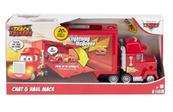 Cars Auta Track Talkers Ciężarówka Maniek Światła i dźwięki GYK60 p2 MATTEL