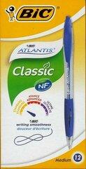 Długopis Atlantis Classic - niebieski (12szt) BIC