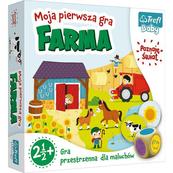 Farma Moja pierwsza gra 02109 Trefl Baby p6