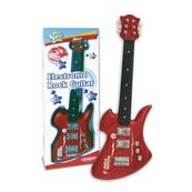 Bontempi Gitara rockowa czerwona 244815