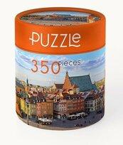 Puzzle 350 Polskie miasta - Warszawa