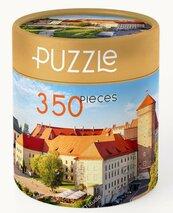 Puzzle 350 Polskie miasta - Kraków
