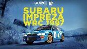 WRC 10 FIA World Rally Championship - Impreza