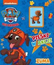 Psi Patrol Pieski w Akcji Zuma