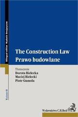 Prawo budowlane. The Construction Law. Wydanie 3