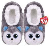 TY GEAR pantofle SLUSH - husky roz. M (32-34) 95332 TY
