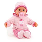 Bayer Lalka bobas Pierwsze słowa First Words Baby 38cm 93816AA