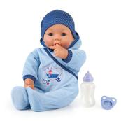 Bayer Lalka bobas Hello Baby chłopiec 43cm 94683AA
