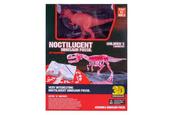 Skamielina fluo Dinozaur czerwony 1004237 NORIMPEX