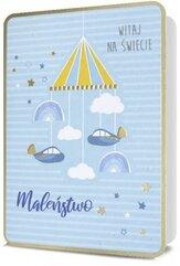 Karnet B6 Narodziny chłopiec HM200-2186