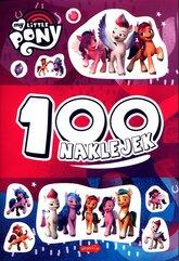 My Little Pony 100 naklejek