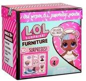 LOL Suprise Furniture with Doll Sweet Boardwalk