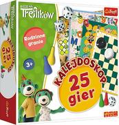 Kalejdoskop 25 gier Rodzina Treflików 01678 TREFL p6
