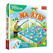 Na ryby Rodzina Treflików gra 01963 Trefl p6
