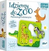 Idziemy do ZOO Baby gra 02058 Trefl p12