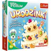 Urodzinki Rodzina Treflików gra 02065 Trefl p8