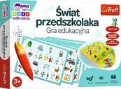 Świat przedszkolaka Magiczny ołówek gra Trefl p6