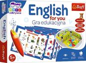 English for you. Magiczny ołówek gra 02113 Trefl