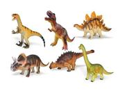 Dinozaur miękki 50-60cm 6 wzorów 2608