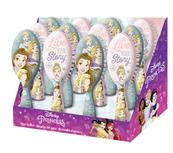 Szczotka do włosów 2 wzory Księżniczki Princess WD21641 p12 cena za 1 szt Kids Euroswan