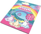 Zestaw kreatywny z naklejkami Sweet Dreams KL10882 Kids Euroswan