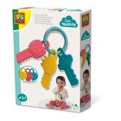Zabawka sensoryczna - Kluczyki