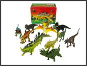 Dinozaury 20cm 12 wzorów p12