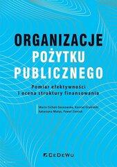 Organizacje pożytku publicznego
