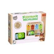 Centrum Recyklingu - drewniana zabawka edukacyjna Trefl