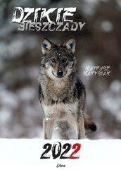 Kalendarz 2022 Dzikie Bieszczady
