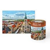 Puzzle 350 Polskie miasta - Toruń