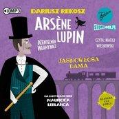 Arsene Lupin dżentelmen włamywacz T.5 audiobook