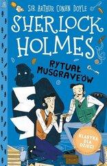 Sherlock Holmes. Rytuał Musgrave'ów
