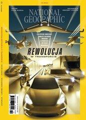 National Geographic Polska 10/2021