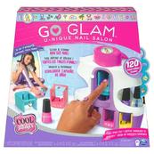 Go Glam Wyjątkowe Studio Paznokci, zestaw do tworzenia niepowtarzalnego manicure p3 6061175 Spin Master