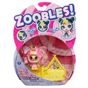 Zoobles Transformująca Figurka Z-Girlz Bam Bop + Akcesoria Happitat p3 6061365 Spin Master