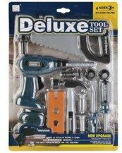 Zestaw narzędzi z wiertarką 13 elementów