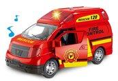 Pojazd miejski straż pożarna