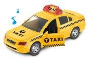 Pojazd miejski Taxi