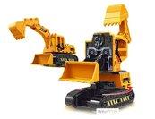 Auto budowlane robot