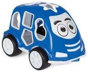 Auto soreter niebieskie