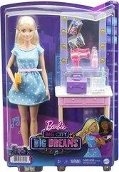 Barbie Big City Big Dreams Lalka + akcesoria GYG39