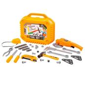 Polesie 89458 Zestaw narzędzi Nr19 30 elementów (w walizce)
