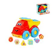 Polesie 89120 Zabawka edukacyjna samochód - wywrotka