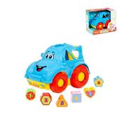 Polesie 89137 Zabawka edukacyjna samochód osobowy