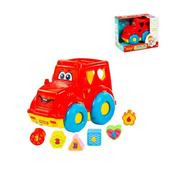 Polesie 89403 Zabawka edukacyjna traktor w pudełku