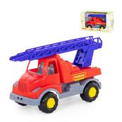 """Polesie 68224 """"Leon"""" Samochód - straż pożarna, pudełko"""