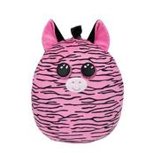 TY Squish-a-Boos różowa zebra - ZOEY, 22 cm - Medium 39294