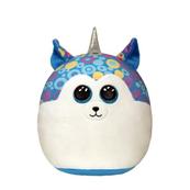 TY Squish-a-Boos niebieski husky - HELENA, 22 cm - Medium 39297